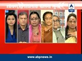 Cabinet minister shielding Tejpal, alleges Sushma Swaraj