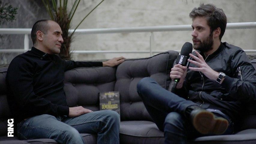 Interview de Mattias Köpping, auteur de Les Démoniaques