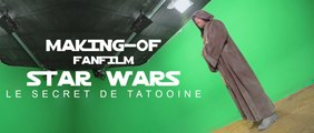 MakingOf - Studio - Fanfilm Star Wars : Le Secret de Tatooine