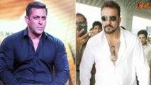 Cold War Between Sanjay Dutt and Salman Khan | Bollywood News