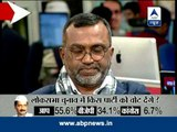 ABP News snap poll: Delhi citizens will vote for whom in the general elections?