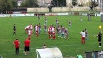 Akuila Tabualevu contre Valence d'Agen