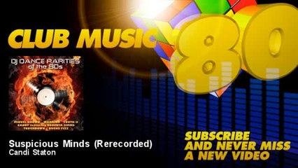 Candi Staton - Suspicious Minds - Rerecorded