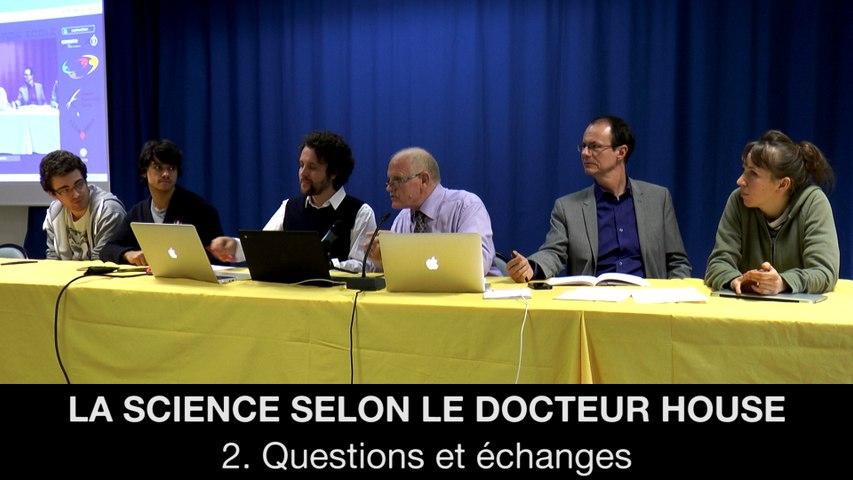 II. La science selon le Docteur House, François JOURDE