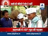 Narendra Modi versus Arvind Kejriwal in Varanasi