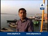 Voting begins in the holy city of  Varanasi
