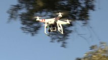 Drone company uses GPS and barriers to limit capabilities