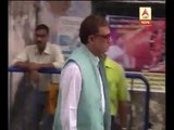 Newly elected TMC MLAs at Kalighat for meeting to elect party's legislative leader