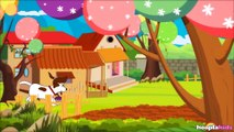 Five Little Monkeys & More | Nursery Rhymes Songs With Lyrics And Action By Hooplakidz Sing-A-Long