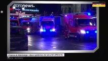 France et Allemagne : deux systèmes de sécurité différents