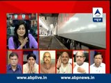 ABP News Debate: Rail fares hiked, are these the promised 'achhe din'?