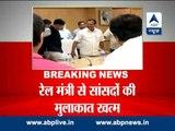 Mumbai MPs meet Railway Minister over hiked local train fare