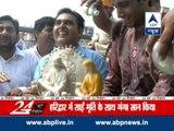 Sai devotees protest against Shankaracharya Swaroopanand