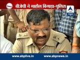 BJP inflaming communal tensions for votes: Moradabad SSP