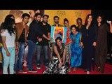 Sonam Kapoor, Fawad Khan And Rhea Kapoor At 'Khoobsurat' Music Launch