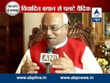 Controversy is being raked up against me to put Modi govt in the dock: Ved Pratap Vaidik