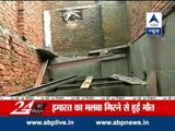 1 killed, 5 injured after under construction building collapses in Mumbai's Colaba area