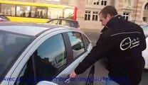 Tournai: la voiture partagée s'ouvre avec une carte de type carte bancaire