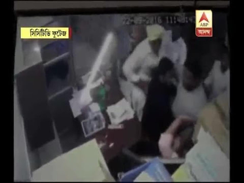 Akali Dal Leader, Son Caught On Camera Assaulting Pregnant Nurse In Punjab's Moga