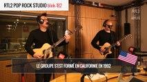 blink-182 - I miss you RTL2 Pop Rock Studio