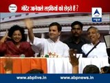 ABP News special: People who go to temples are the ones who molest women, says Rahul