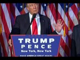 Republican party candidate Donald Trump wins US election 2016