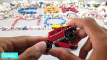 Enjoy With Volkswagen Polo   Tomica Toy Car   Hato Bus   Humvee