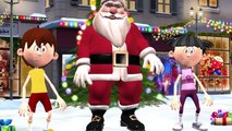 Santa Claus Cartoon Singing Jingle Bells Jingle Bells Jingle All The Way Song For Children