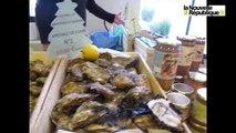 VIDEO (41). Blois : le marché de Noël fermier, une vitrine pour les producteurs locaux