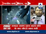 Mostly women and children in the dead: Patna DM Manish Kumar Verma