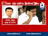 Should have raped after elections: RR Patil gives wisdom to accused MNS candidate of rape