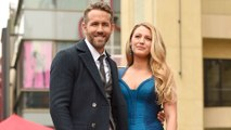 Blake Lively & Ryan Reynolds Finally Reveal the Name of Their New Baby and More News
