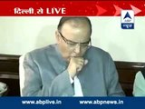 Arun Jaitley takes charge as I&B minister l Says 'Sena issue wil sort itself'