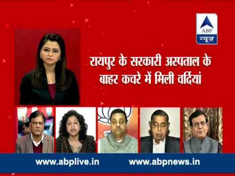 ABP News debate l Why politics on martyrs?