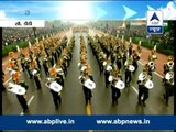 Colours of India's defence forces l Decorated camels, army band march by