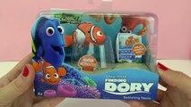 Adorable Némo - Némo et Dory - Poisson Clown | Robo Fish dans leau - Ils nagent dans leau!