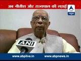 Nitish wanted to change CM within 48 hours, says Keshrinath