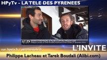 HPyTv Invité | Philippe Lacheau et Tarek Boudali pour Alibi.com (Déc 2016)