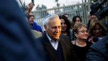 موشي كتساف الرئيس الإسرائيلي الأسبق يخرج من السجن...بشروط