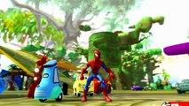 Jogo do Homem Aranha, Incrível homem aranha jogar com Homem de ferro Super heróis de DCTV