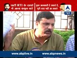 Sanjay Singh defends Kejriwal, blames Bhushan and Yadav for AAP crisis