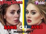 Adele : plus jolie au naturel ?