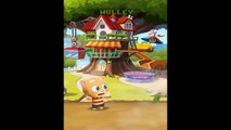Gingers Full House MAX UPGRADE - Talking Tom Gold Run 2.7 Million HIGHSCORE on Gingers Forest Run