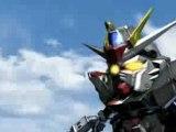SD Gundam GGeneration SEED Cutscene 04