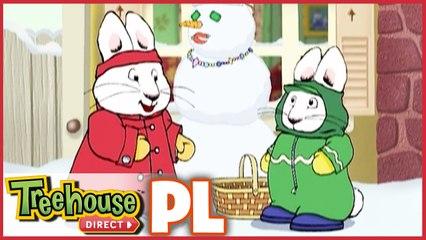 Max i Ruby: Śnieżna Królowa Ruby - Ep.10B | Po Polsku