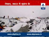 Earthquake: 18 dead bodies recovered from Mount Everest base camp