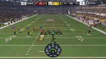 Antonio Brown 85 yard TD vs. Falcons
