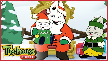 Max & Ruby's | Ruby's Perfect Tree - Ep.61A | HD Cartoons for Children