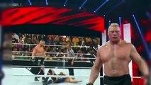 Wwe Brock Lesnar Vs Big Show - Brock Lesnar Has Killed Big Show - Royal Rumble 2014-1