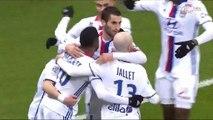 All Goals & Highlights HD - Lyon 2-0 Angers - 21.12.2016